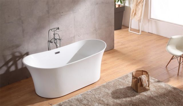what is acrylic bathtub?